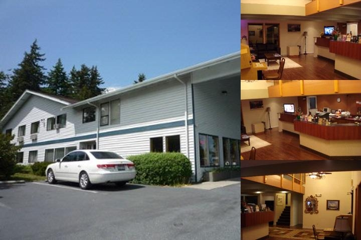 Bellingham Lodge photo collage