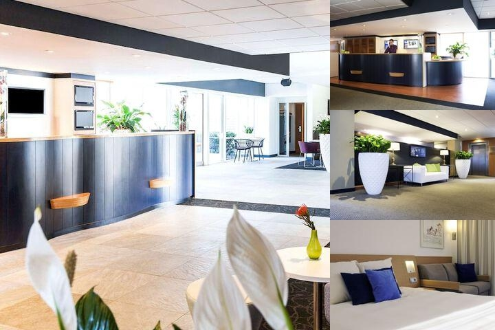 Novotel Breda photo collage