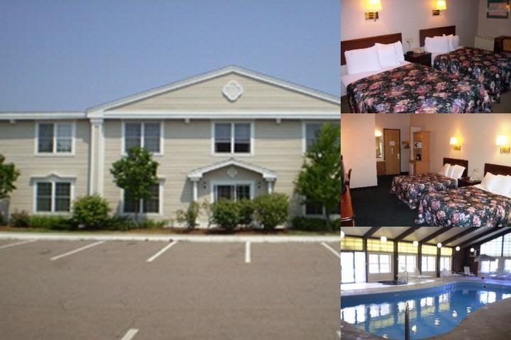 University Inn photo collage