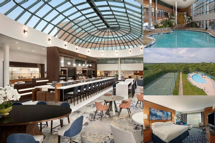 Hilton Long Island Huntington photo collage