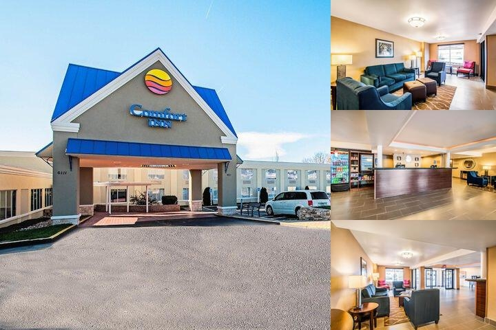 Comfort Inn Arlington Boulevard photo collage