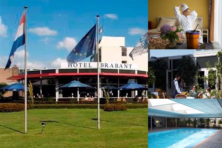 Amrath Hotel Brabant photo collage