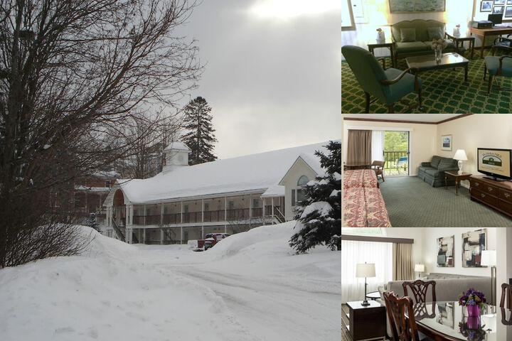 Fairbanks Inn photo collage