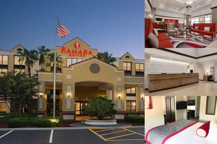 Ramada Suites Orlando Airport photo collage
