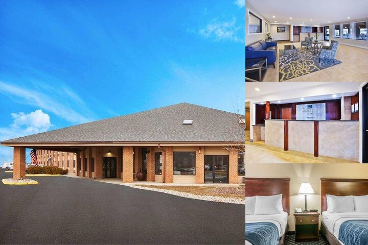Quality Inn® of Grand Blanc photo collage