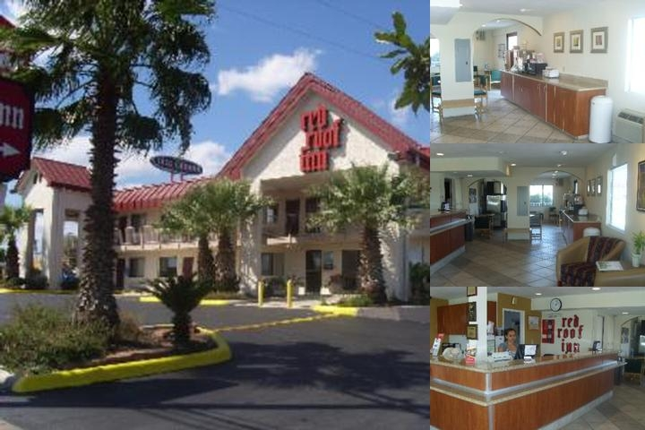 Red Roof Inn San Antonio Lackland photo collage