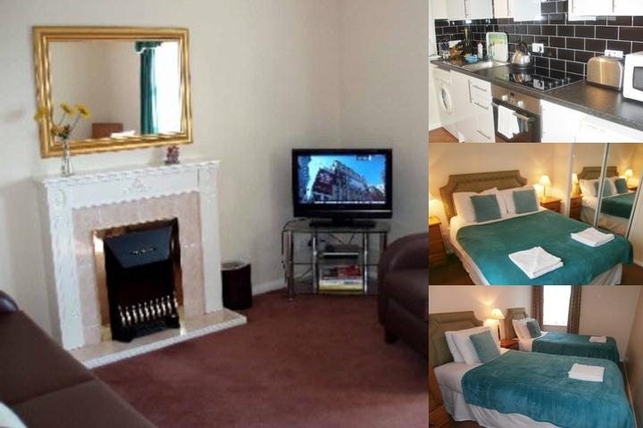 Calton Apartments photo collage