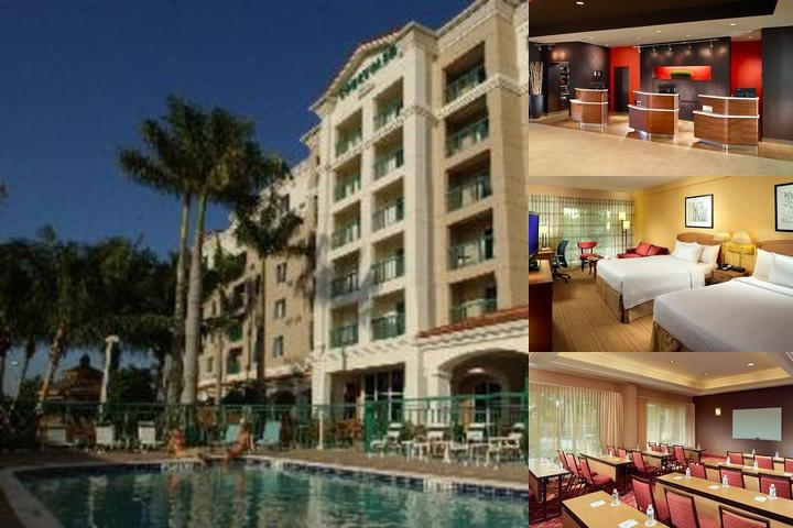 Courtyard by Marriott / Weston photo collage