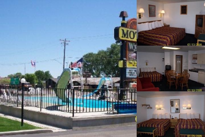 Rodeway Inn of Wyo photo collage