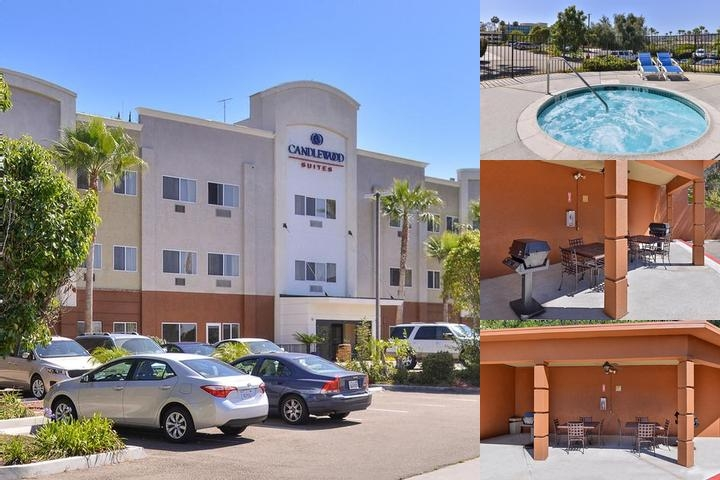 Hawthorn Suites by Wyndham San Diego photo collage