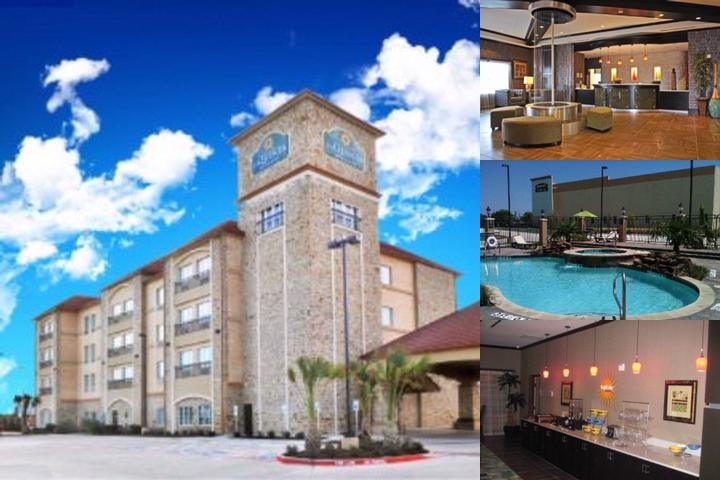 La Quinta Inn & Suites South Grand Prairie photo collage