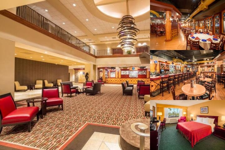 Knott's Berry Farm Resort Hotel photo collage