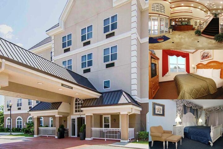 Comfort Inn & Suite Dallas Nw (I 35 / Walnut Hill) photo collage