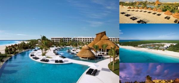 Secrets Maroma Beach Riviera Cancun All Inclusive photo collage