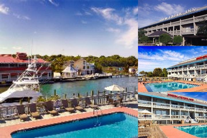 Shem Creek Inn photo collage