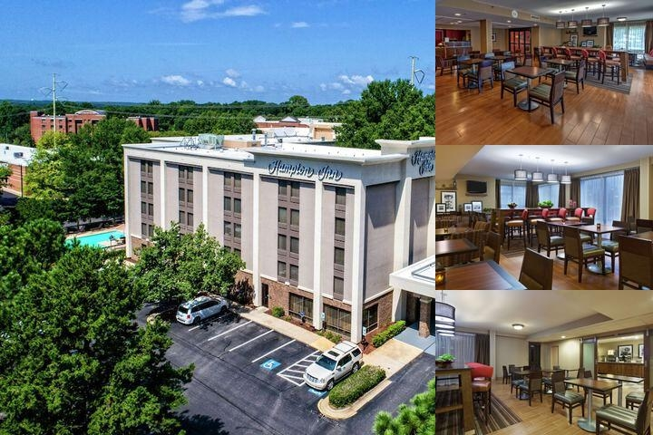 Hampton Inn Raleigh Cary photo collage