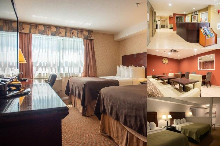 Pacific Host Inn & Suites photo collage