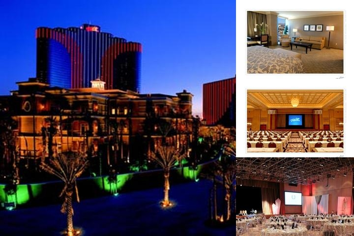 Rio All Suite Hotel & Casino photo collage