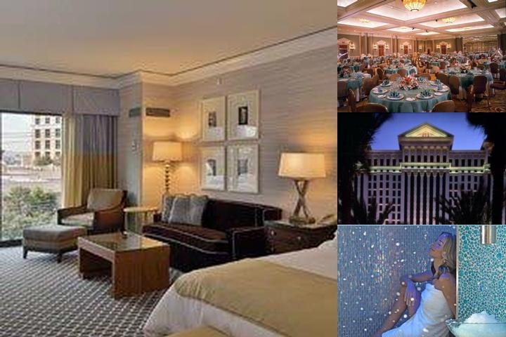 Caesars Suites at Caesars Palace photo collage