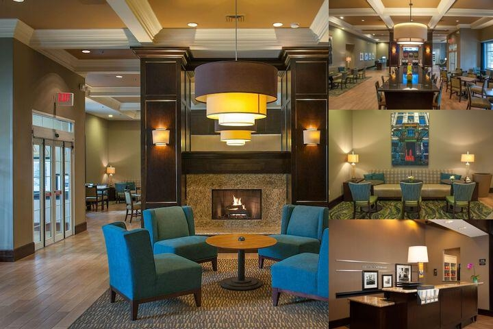 Hampton Inn & Suites Elmwood photo collage