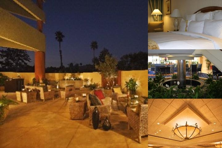Ventura Beach Marriott photo collage