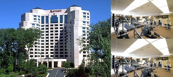 Fairfax Marriott at Fair Oaks photo collage