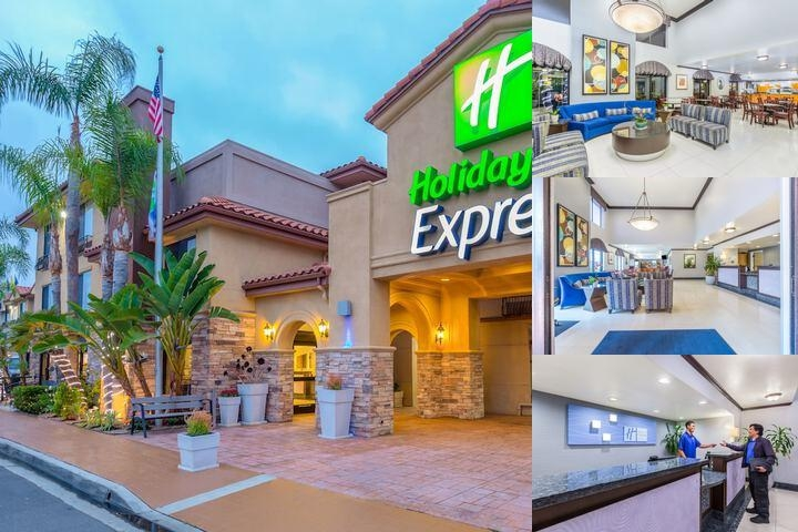 Holiday Inn Express Seaworld photo collage