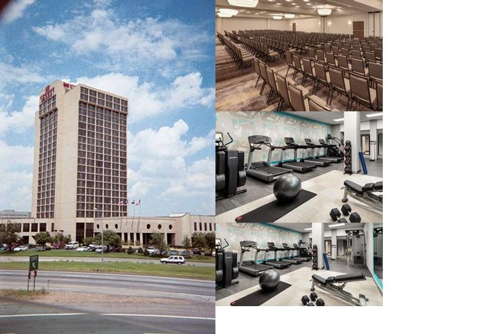 Crowne Plaza Dallas Market Center photo collage