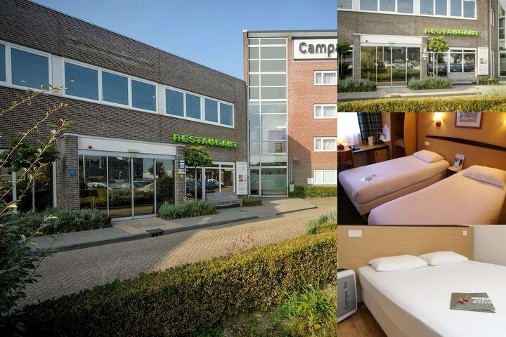 Campanile Hotel Breda photo collage