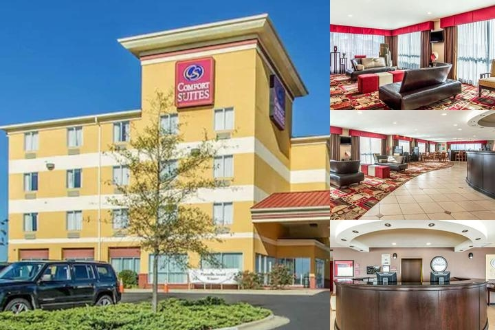 Comfort Suites photo collage