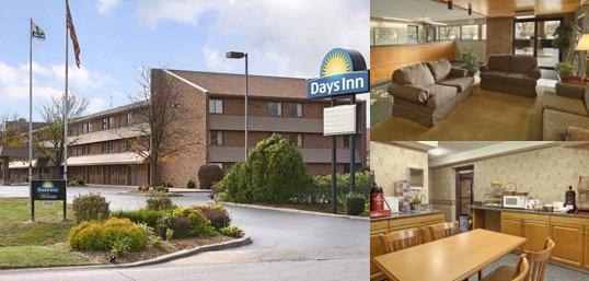 Days Inn Hurstbourne photo collage