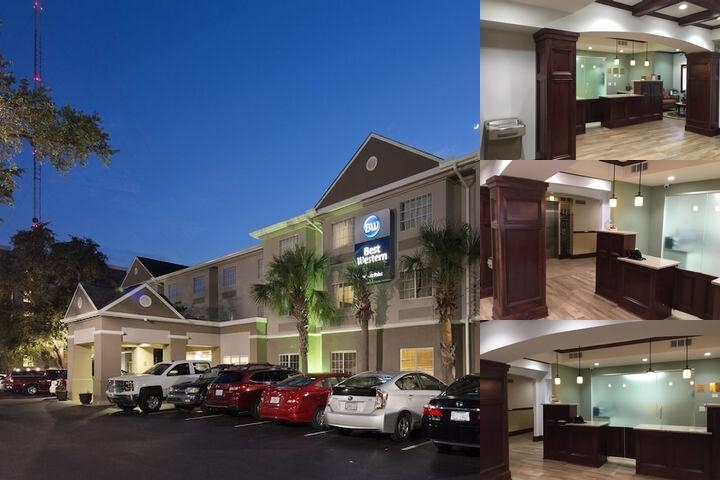 Best Western Patriots Point photo collage
