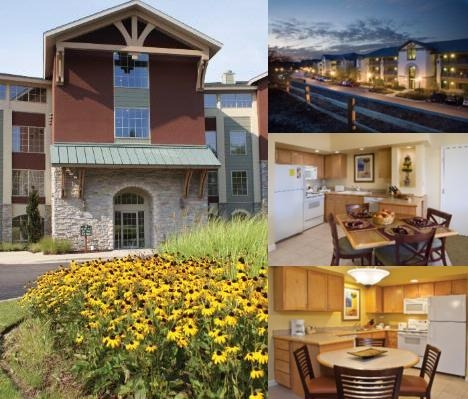 Holiday Inn Club Vacations at Lake Geneva Resort photo collage