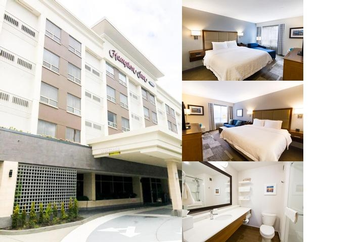 Hampton Inn by Hilton Vancouver Airport photo collage
