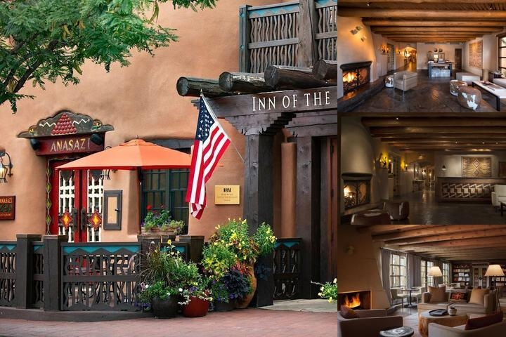 Rosewood Inn of The Anasazi photo collage