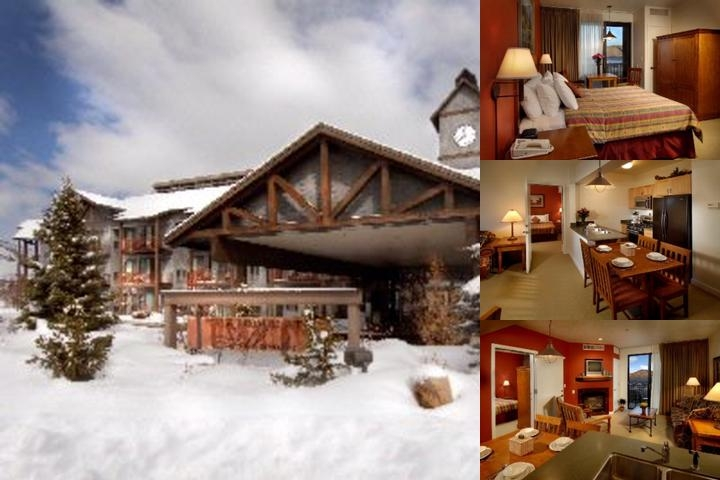 The Lodge at Stillwater photo collage