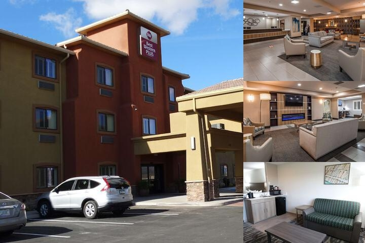 Comfort Inn & Suites Safford photo collage