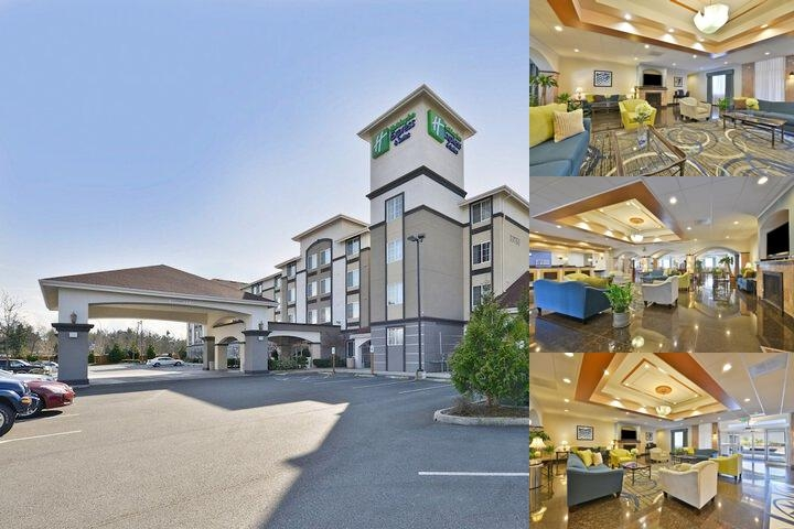 Holiday Inn Express Tacoma So Lakewood Photo Collage