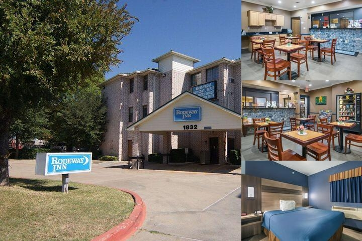 Rodeway Inn Carrollton photo collage