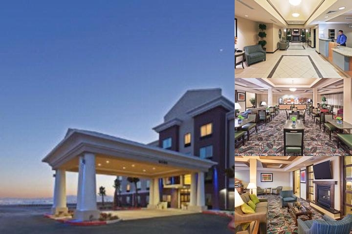 Holiday Inn Express & Suites Airport Area photo collage