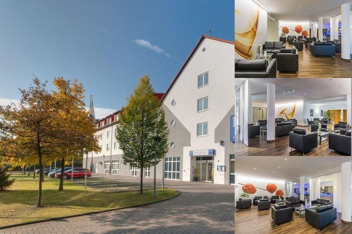 Tryp Celle Hotel photo collage