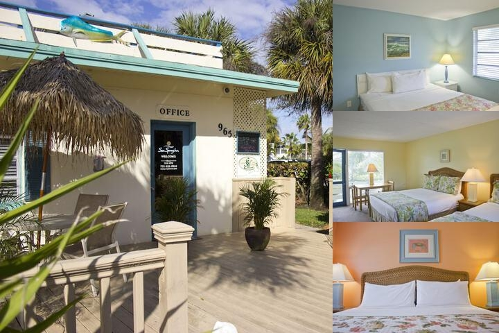 Sea Spray Inn photo collage