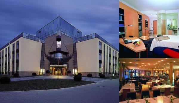 Tryp Dusseldorf Airport Hotel photo collage