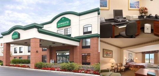 Wingate by Wyndham Dayton Fairborn Oh photo collage