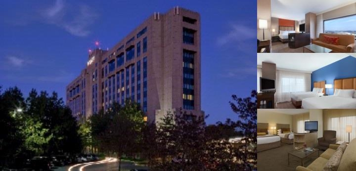 Hyatt Regency Dulles photo collage