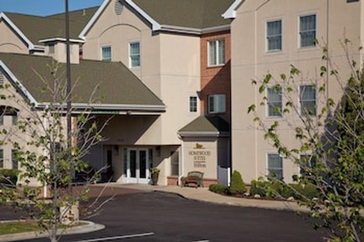 Homewood Suites Kansas City Airport photo collage
