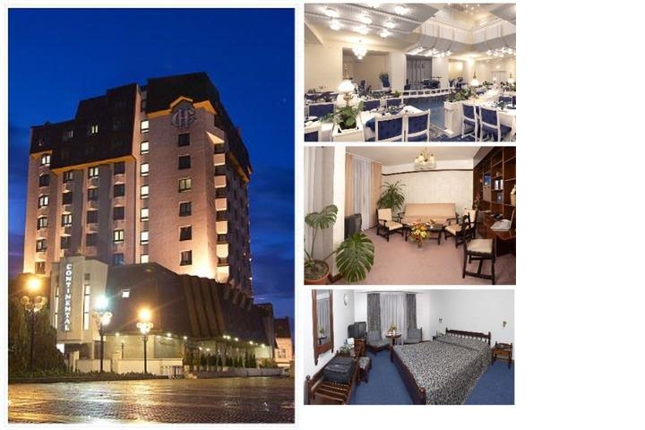 Hotel Continental Tirgu Mures photo collage