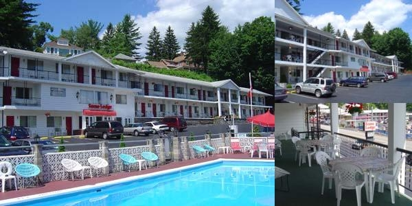 Econo Lodge Lake George Downtown photo collage