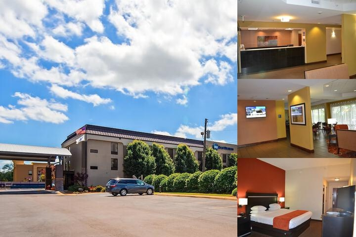 Best Western Laurel Inn photo collage