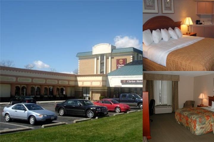 Clarion Hotel & Suites Columbus photo collage